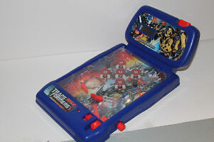 Transformers Table Top Electronic Pinball Game