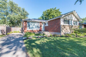 BRAND NEW WELLAND LARGE 3 BED LOWER LEVEL HOUSE - CHIPPEWA PARK