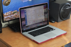 "MacBook Pro 15"", Mid 2010, Core i7, 4GB Ram, 1TB SSHD"