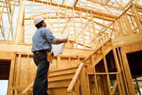 FRAMING CREWS AVAILABLE FOR CUSTOM HOMES.//