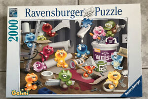 Ravensburger Puzzle, 1000 and 2000