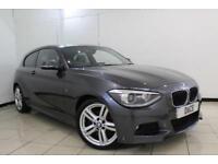 2014 14 BMW 1 SERIES 2.0 125I M SPORT 3DR 215 BHP