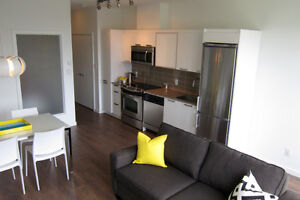 """Lotus Loft"" Luxurious condo from $140.00 CAD/night sleeps 4"