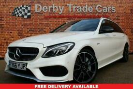 image for 2017 66 MERCEDES-BENZ C-CLASS 3.0 AMG C 43 4MATIC PREMIUM PLUS 5D 362 BHP