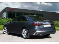 2020 Audi A4 S line 30 TDI 136 PS S tronic Semi Auto Saloon Diesel Automatic