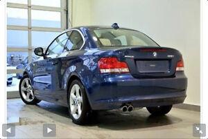 2011 BMW 128i Coupe (2 door), under BMW warranty