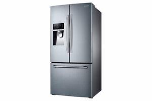 Réfrigérateur de 25,5 pi³ Stainless Samsung ( RF26J7500SR )