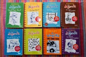 Livres (enfants et adolescents) - Choix variés - A voir !!