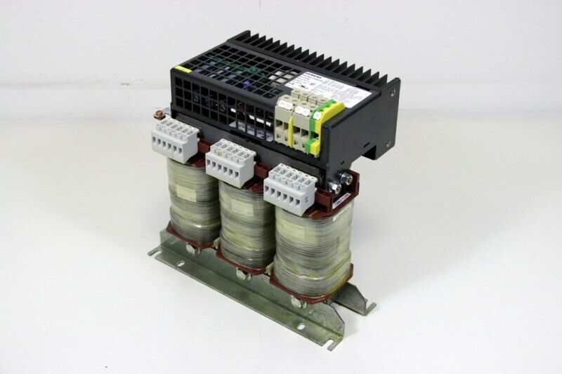 Siemens Power Supply 3Ph Pri 200 575VAC Sec. 24VDC 36A 4AV3402-2FB00-0A