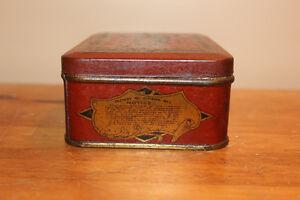 Old Hickey's Bright Cut Tobacco Tin - PEI London Ontario image 6