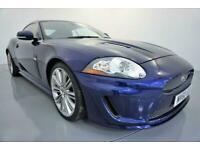 2011 Jaguar XK 5.0 XKR 2d 510 BHP, REGISTERED JAN 2011-SATNAV-ELECTRIC MEMORY SE