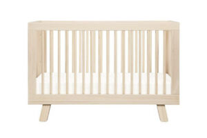 New - HUDSON - 3-in-1 Crib by Babyletto