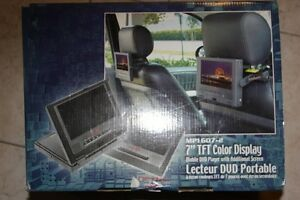 DVD players for vehicle Peterborough Peterborough Area image 1