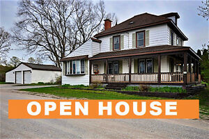 ORO-MEDONTE OPEN HOUSE SUNDAY JUNE 18