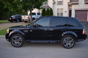 2013 Land Rover Range Rover Sport HSE SUV, Crossover