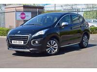 2015 PEUGEOT 3008 Peugeot 3008 1.6 HDi Active 5dr 2WD