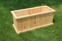 Solid Pine Garden Boxes