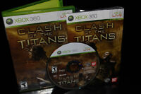 XBOX 360-CLASH OF THE TITANS-THE GAME