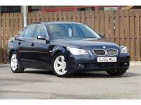 2005 BMW 5 SERIES 525D 2.5 SE 4DR SALOON DIESEL
