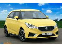 2020 MG MG3 MG3 1.5 VTi-TECH Exclusive 5dr [Nav] Hatchback Petrol Manual