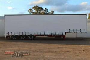 SN#170527 -2005 Vawdrey 45FT Curtainsider Semi Trailer with Mezz Bendigo Bendigo City Preview