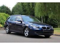 2009 09 BMW 5 SERIES 2.0 520D SE BUSINESS EDITION TOURING 5D 175 BHP DIESEL