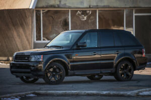 Range Rover Sport Supercharged 2010 Very Clean, Très propre