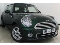 2013 63 MINI HATCH COOPER 1.6 COOPER 3DR 122 BHP