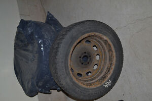 (Used) VW Jetta Winter Tires Oakville / Halton Region Toronto (GTA) image 2