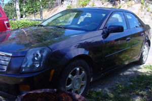 2006 Cadillac CTS Sedan automatic and standard 5 shift