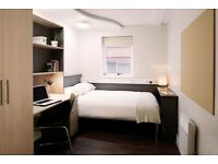 STUDENT ROOM TO RENT IN MANCHESTER. EN-SUITE, STUDIO AND 3-BED APARTMENTS