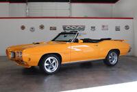 Miniature 1 Voiture Américaine de collection Pontiac GTO 1970