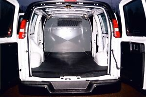Rubber Floor Mat Savanna / Express cargo van
