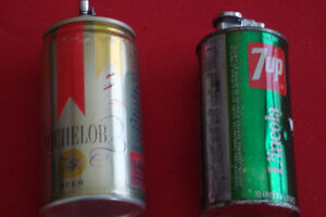 vintage michelob and 7 up lighters Kingston Kingston Area image 2