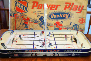 wanted table hockey game