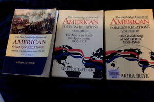 """Selling """"The Cambridge History of American Foreign Relations"""""""