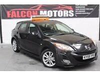 MAZDA3 2.2 D Sport 5dr GOOD SPEC + FSH