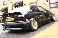 Looking for an e36 hatch or sedan