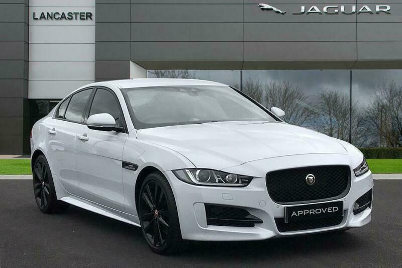 2019 Jaguar XE D R-SPORT Diesel white Automatic   in ...
