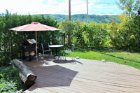 3 Bed Blue Mountain Cottage with Hot Tub