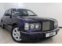 2000 W BENTLEY ARNAGE 6.8 RED LABEL 4DR 401 BHP