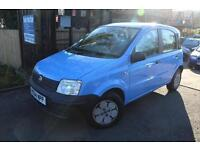 Fiat Panda 1.1 Blue 5 Door Long MOT One Gentleman Owner From New Recent Service