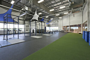 Rubber Flooring for Gym Facilities, Studios and Home Gyms