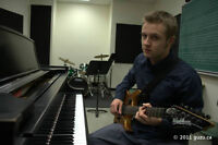 Music lessons: Guitar, DJ, Piano, Drums, Bass, etc. at your home