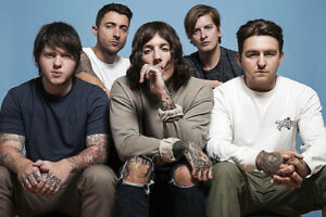 Bring Me The Horizon Toronto Tickets for May 17th!