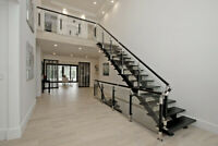 Wanted - contractor/installer or team - modern railings/stairs