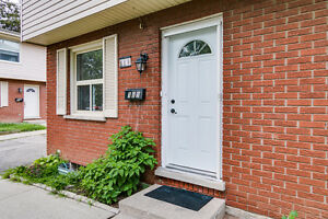 New listing- 2 Storey townhome in Stanley Park!
