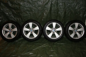 2010 BMW OEM 17'' Style 138 Wheels + Toyo Extensa A/S tires