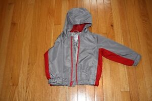 Boy's light jacket, size 3T