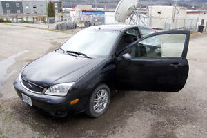 2005 Ford Focus SE Coupe (2 door)